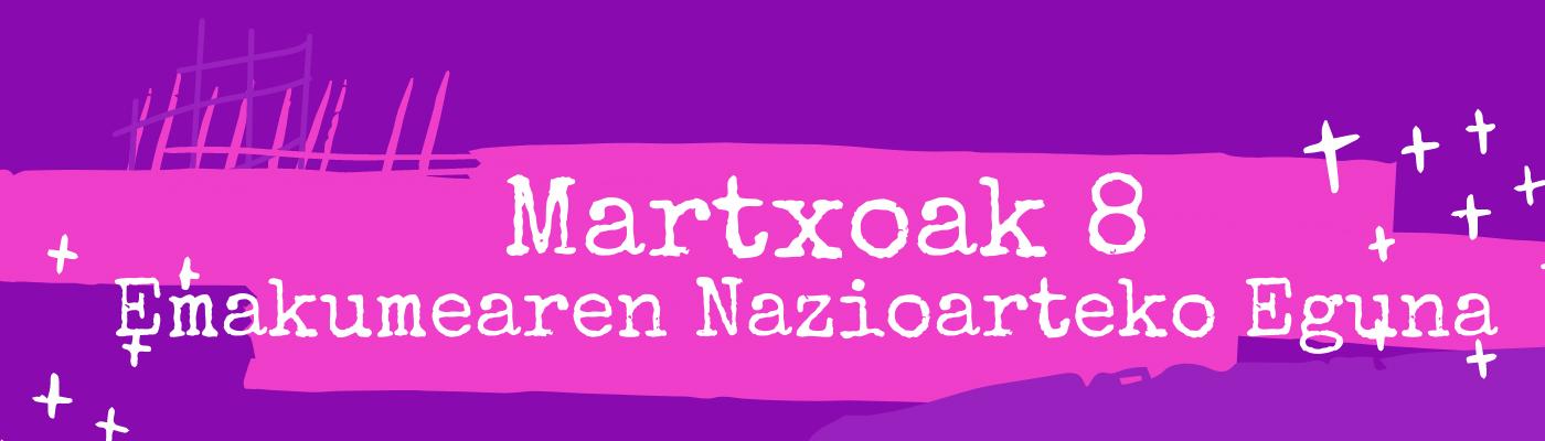 Martxoak 8